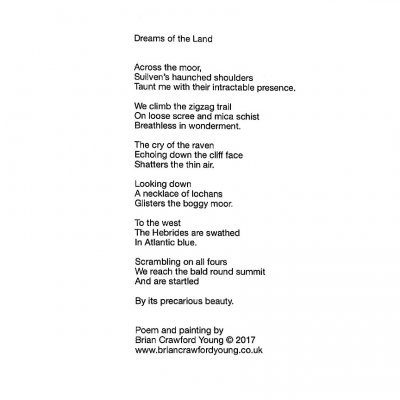 Poem: Dreams of the Land